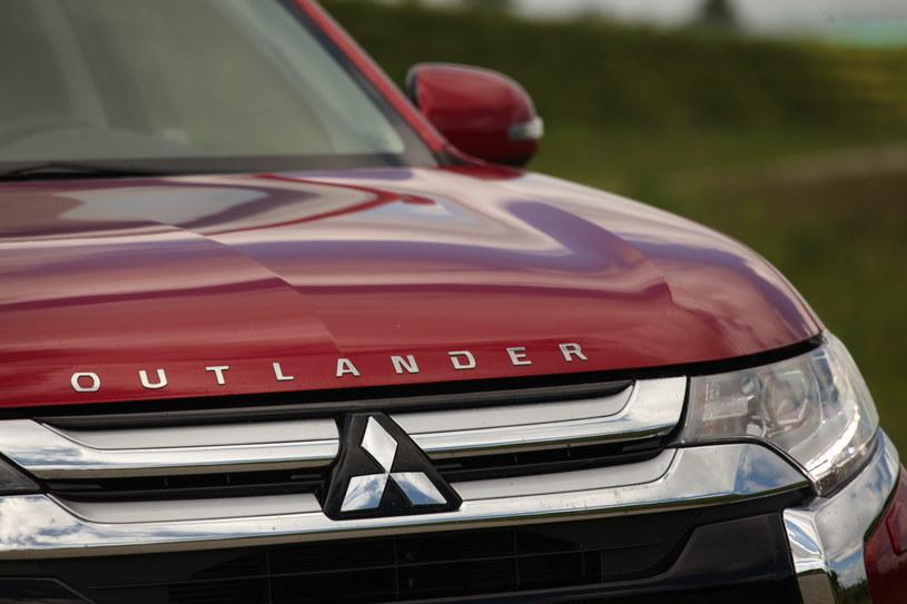 Wzrost sprzedaży to zasługa między innymi modelu Outlander /INTERIA.PL