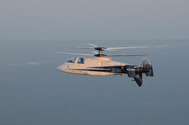 X2 Technology Demonstrator   Fot. Sikorsky Aircraft Corporation /materiały prasowe