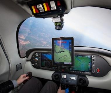 Xavion - aplikacja na iPada pomoże w lądowaniu w razie awarii silników