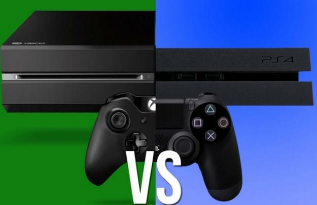 XBO vs PS4 /materiały prasowe