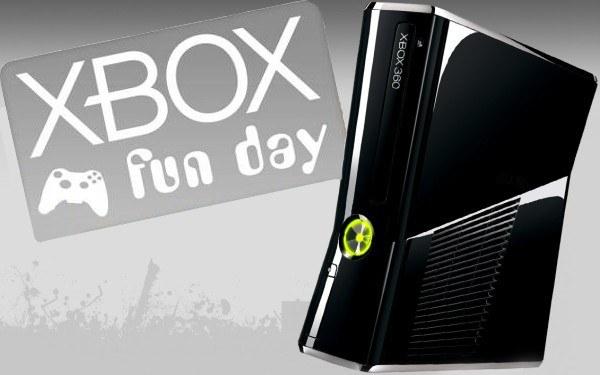 Xbox Fun Day 2010 - motyw graficzny /Informacja prasowa