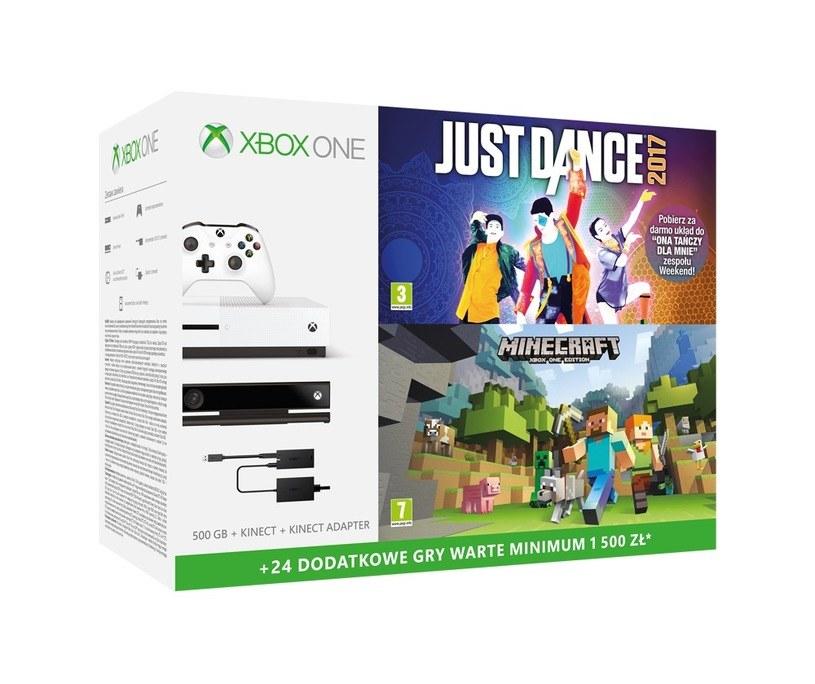 Xbox One cieszy się dużym zainteresowaniem dzieci i rodziców /materiały prasowe