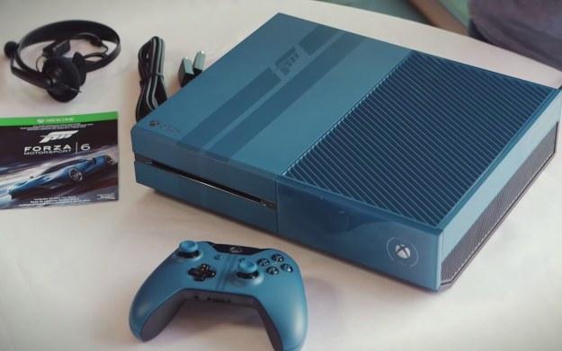 Xbox One - fragment prezentacji limitowanej edycji. Źródło - youtube.com /materiały źródłowe