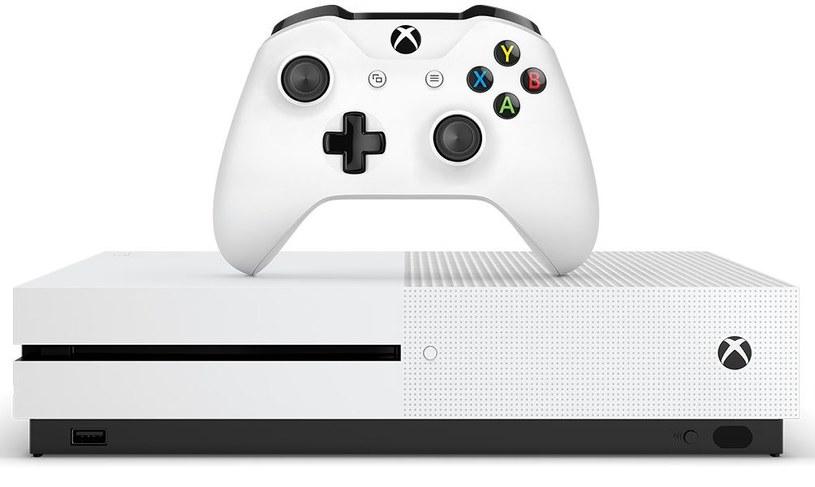 Xbox One S /materiały prasowe