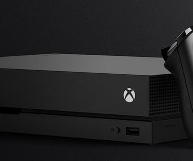 Xbox One X: Potężna konsola Microsoftu od dziś w sklepach