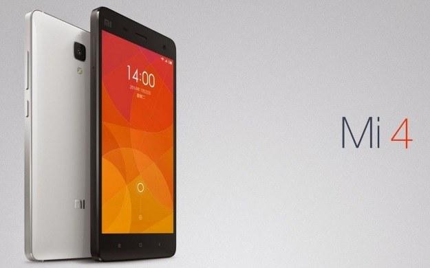 Xiaomi Mi 4 /materiały prasowe