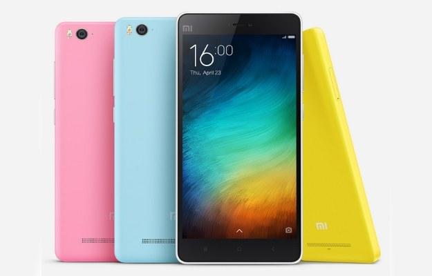 Xiaomi Mi 4i /materiały prasowe