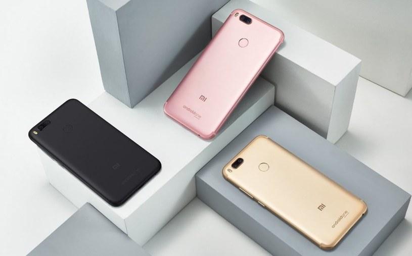 Xiaomi Mi A1 w Indiach kosztuje w przeliczeniu nieco ponad 800 złotych /materiały prasowe