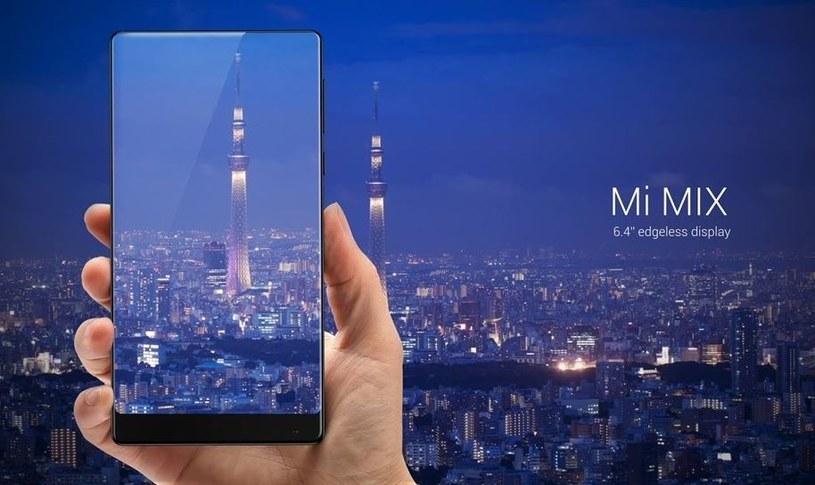 Xiaomi Mi Mix jest dostępny w przedsprzedaży /materiały prasowe