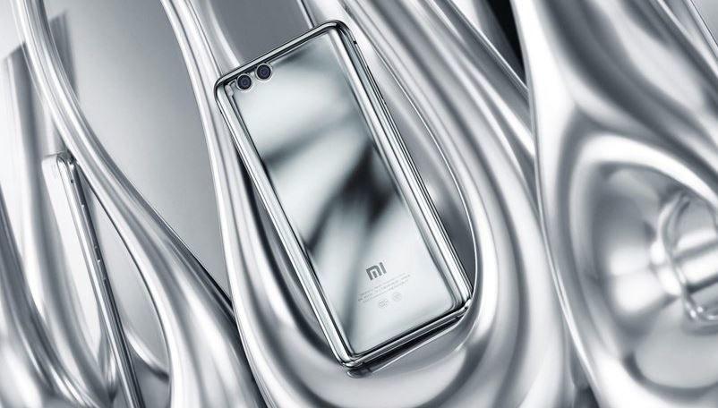 Xiaomi Mi6 będzie dostępny w srebrnej wersji /materiały prasowe