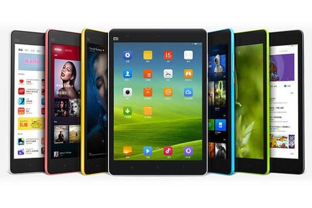 Xiaomi MiPad /materiały prasowe