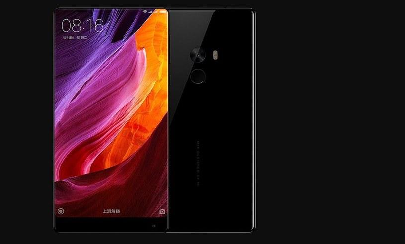 Xiaomi przedstawiło pierwszy smartfon bez ramek /materiały prasowe