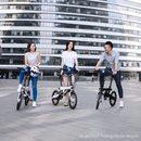 Xiaomi QiCycle - inteligentny, składany rower z elektrycznym wspomaganiem
