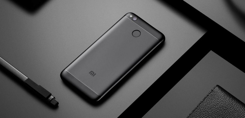 Xiaomi Redmi 4X /materiały prasowe