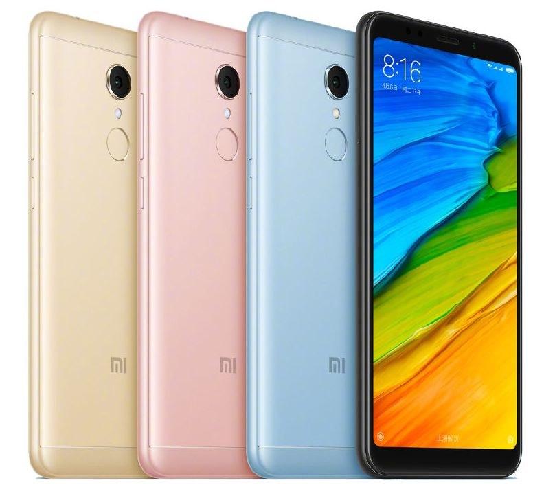Xiaomi Redmi 5 będzie dostępny w czterech kolorach /materiały prasowe
