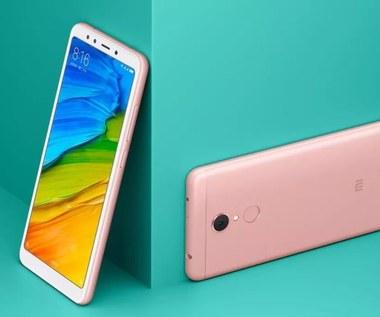Xiaomi Redmi 5 i Redmi 5 Plus - znamy wygląd i cenę