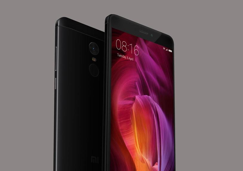 Xiaomi Redmi Note 4 /materiały prasowe