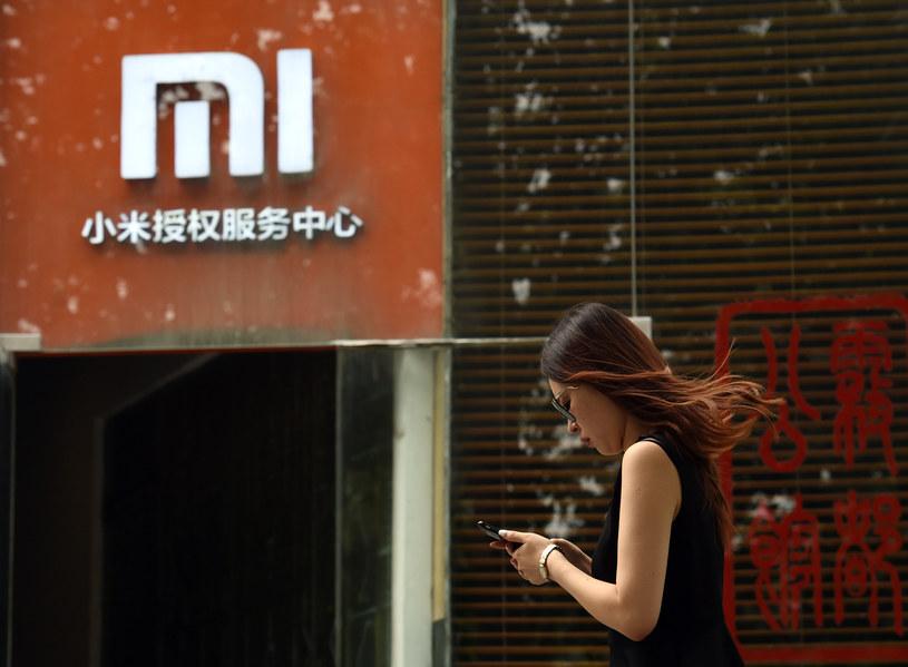 """Xiaomi wchodzi do Polski """"bocznymi drzwami"""" /AFP"""