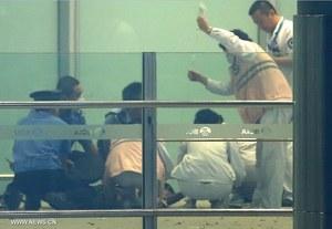 Xinhua: Eksplozja na lotnisku w Pekinie