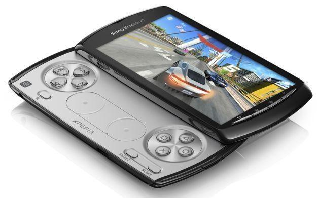 Xperia Play - czekamy na więcej gier na tę platformę! /Informacja prasowa