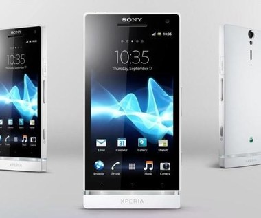 Xperia S - pierwszy smartfon Sony