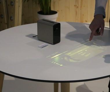 Xperia Touch - zupełnie nowy wynalazek Sony na targach MWC