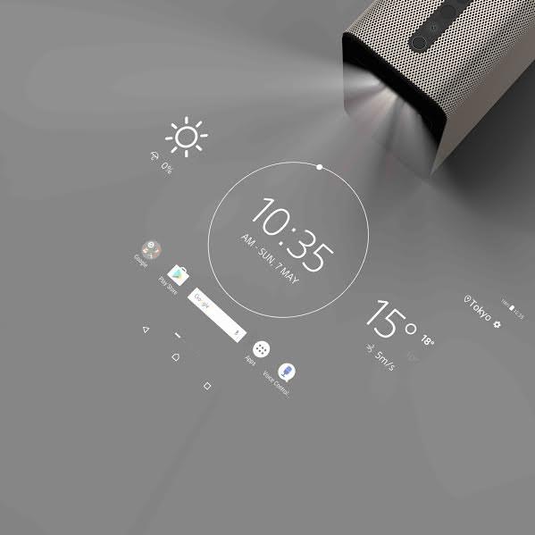 Xperia Touch /materiały prasowe