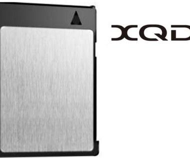 XQD - nadchodzi nowy format kart pamięci