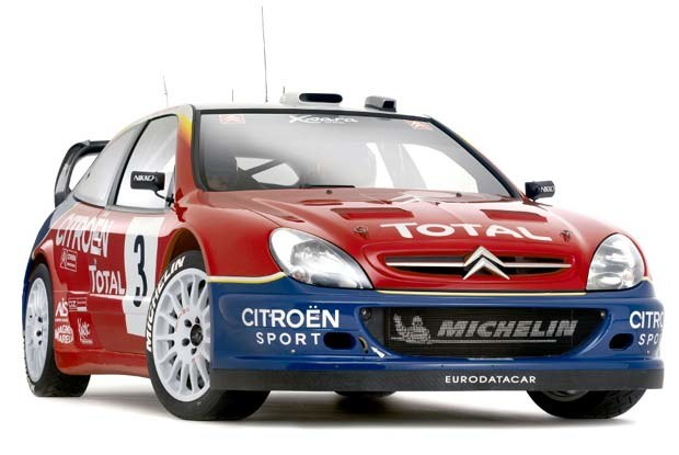 Xsara WRC 2004 /INTERIA.PL