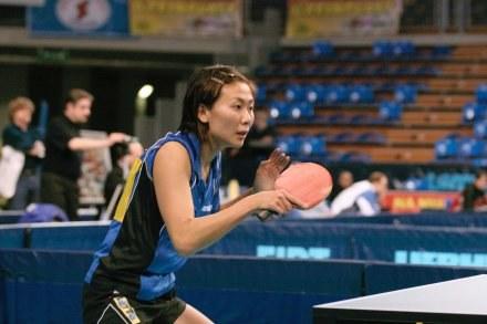 Xu Jie/fot. Mariusz Krupa /Agencja Przegląd Sportowy