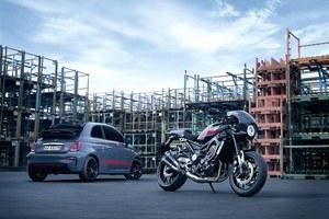 Yamaha 900 XSR Abarth