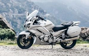 Yamaha FJR1300 po zmianach na rok 2016