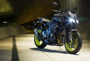 Yamaha MT-10 już w polskich salonach