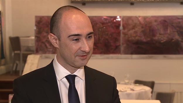 Yann Belgy, ID Logistics w Polsce /Newseria Biznes