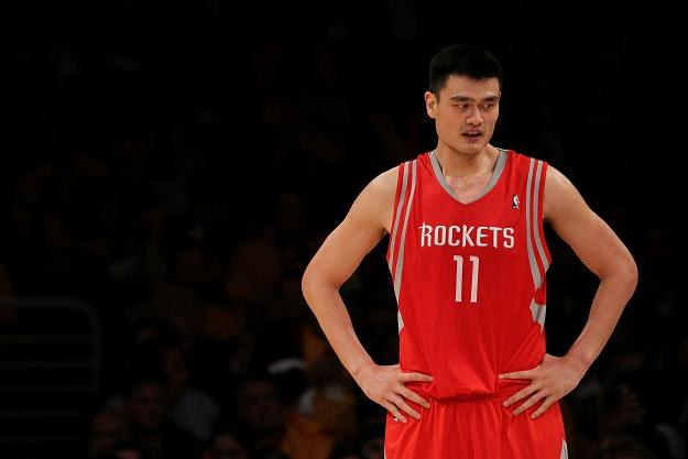Yao Ming/fot. Jeff Gross /Getty Images/Flash Press Media