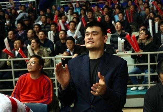 Yao Ming /AFP