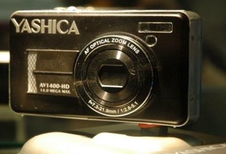 Yashica AV1400-HD /informacje prasowe/INTERIA.PL