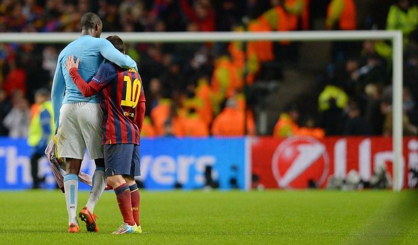 Yaya Toure zostanie kolegą klubowym Leo Messiego? /AFP