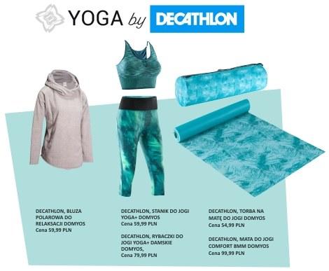 Yoga by Decathlon /materiały prasowe