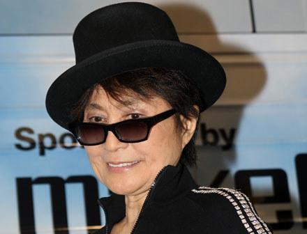Yoko Ono /arch. AFP