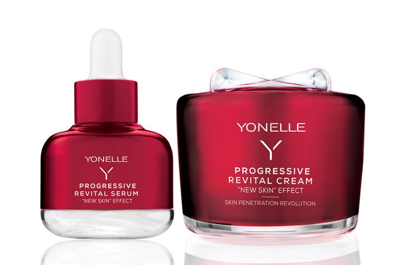 Yonelle: Seria Progressive /materiały prasowe