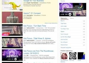 YouTube coraz bardziej podobny do Spotify