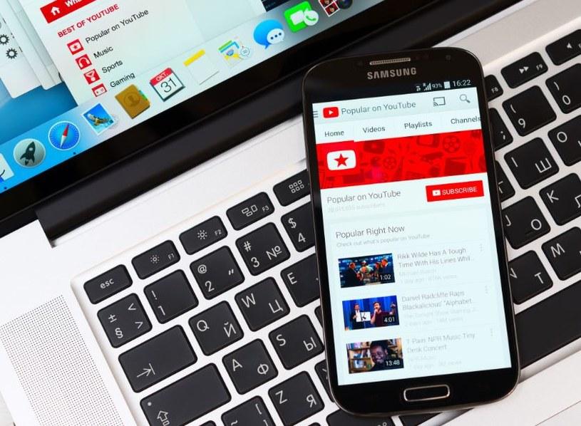YouTube jest teraz bardziej wygodny /©123RF/PICSEL