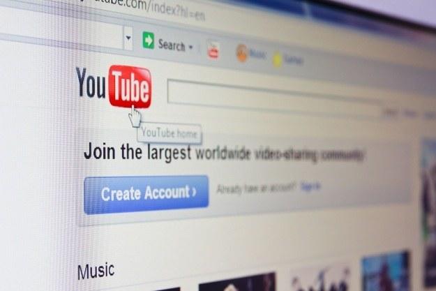 YouTube stał się potęgą /©123RF/PICSEL