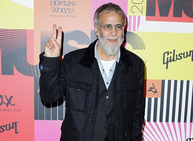 Yusuf Islam, wcześniej znany jako Cat Stevens - fot. Brendon Thorne /Getty Images/Flash Press Media
