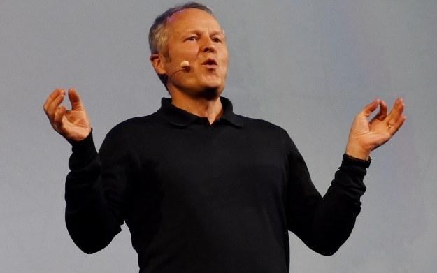 Yves Guillemot - CEO firmy Ubisoft /AFP