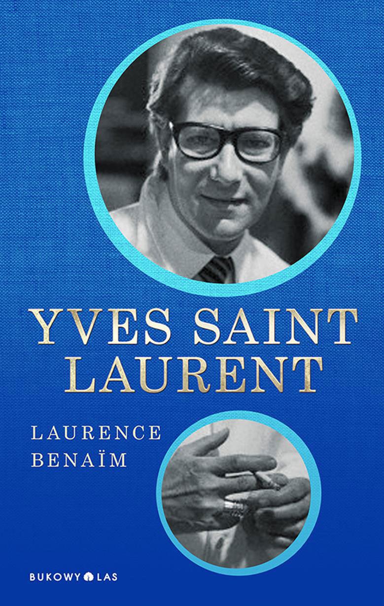 Yves Saint Laurent /Styl.pl/materiały prasowe