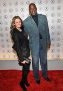 Yvette Prieto w towarzystwie Michaela Jordana