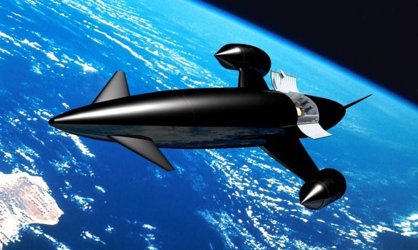 Z brytyjskiego portu kosmicznego będą startować m.in. statki Skylon /materiały prasowe