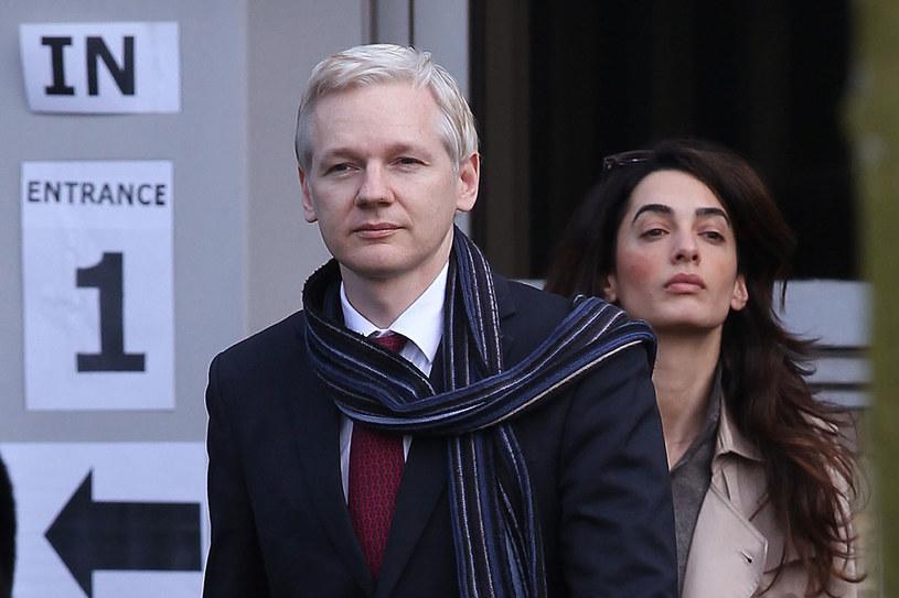Z całą grupą prawników reprezentowała Juliana Assange'a /Getty Images